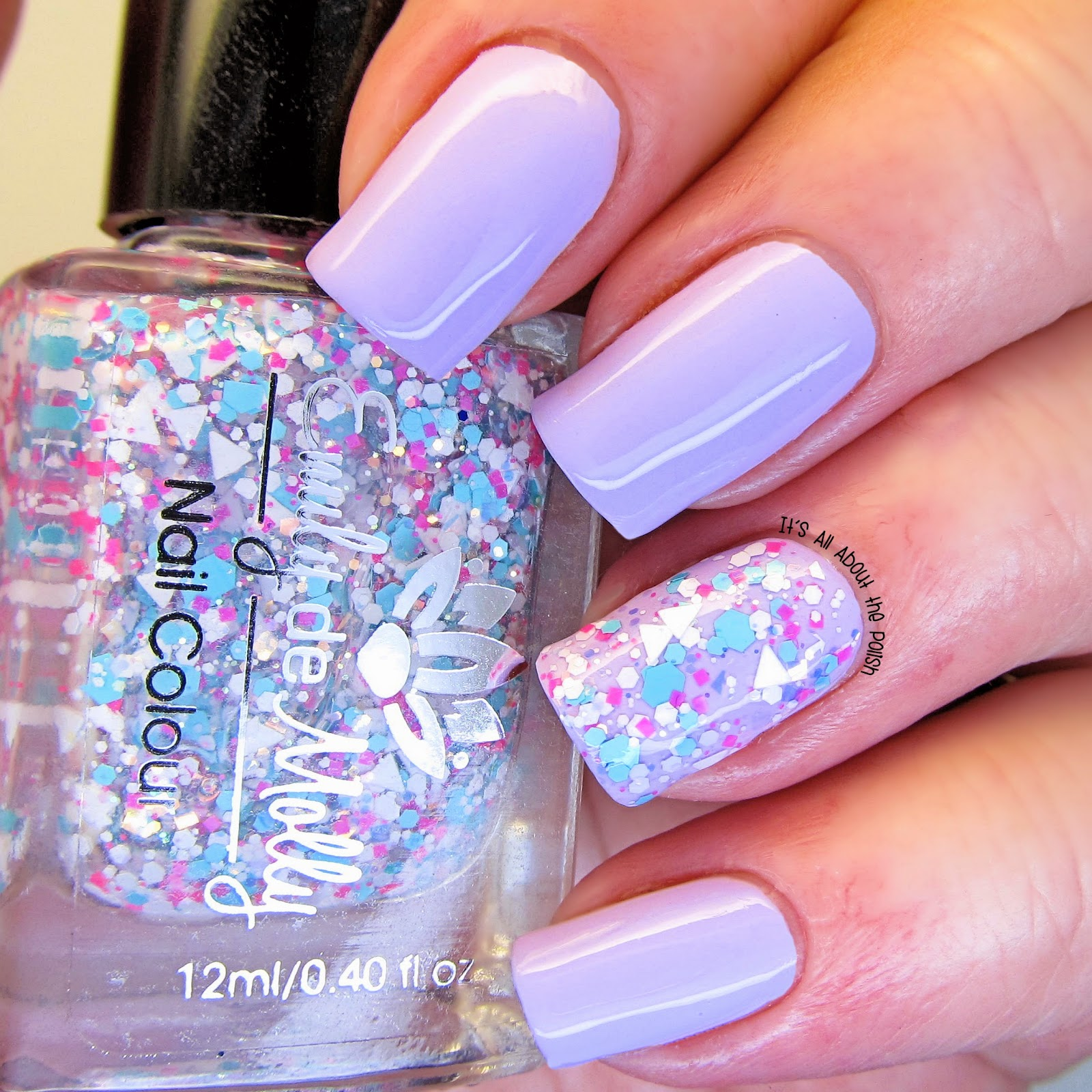 It\'s all about the polish: Emily de Molly - Love Triangle