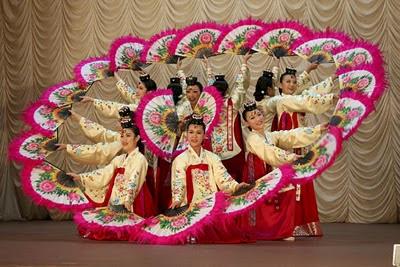 Semana cultural coreana