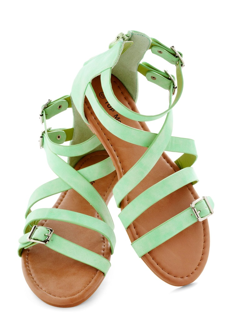 Seafoam the Sights Sandal