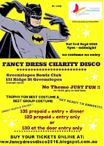 Fancy Dress Disco 2016