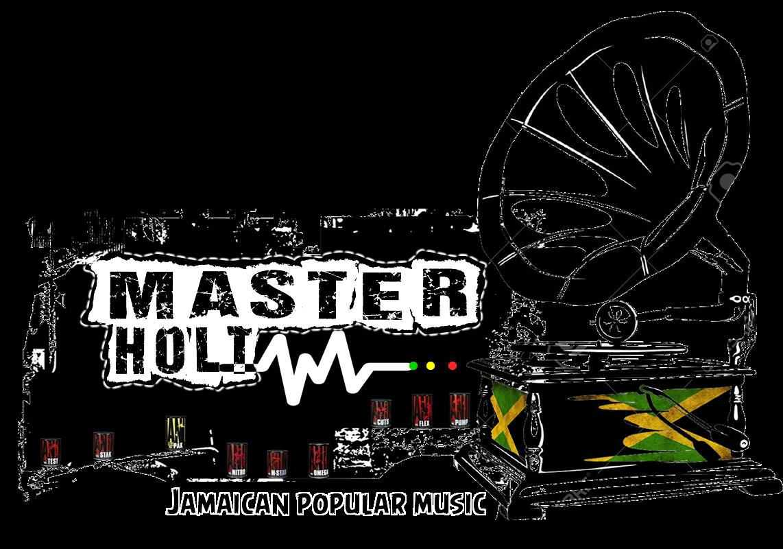 Master Holt - Disco Reggae - Teresina, Piauí |