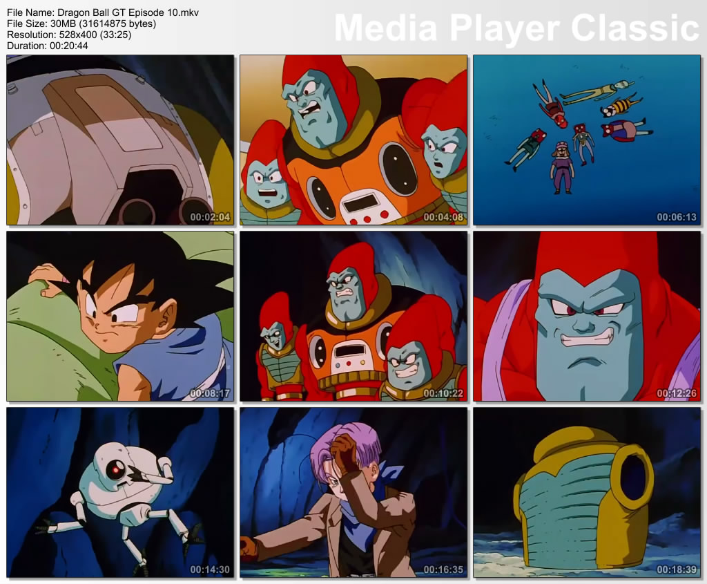 how to download dragonball episodes from dragonballepisodes.tv