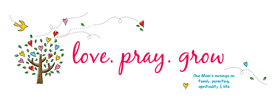 Love Pray Grow