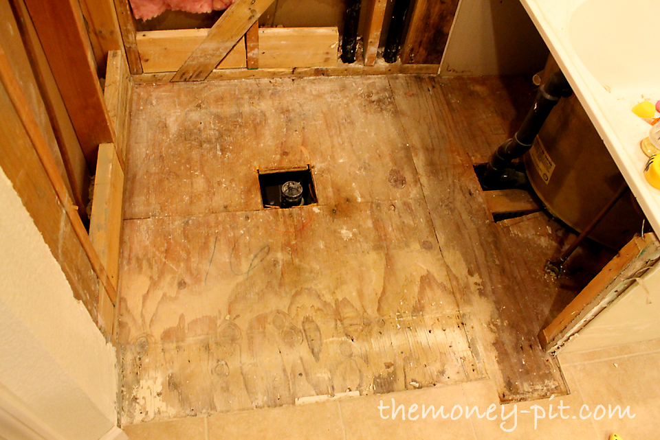 Tiling A Bathroom Floor On Plywood 28 Images Vinyl