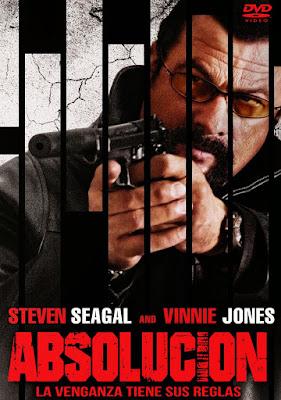 El mercenario: Absolución Poster