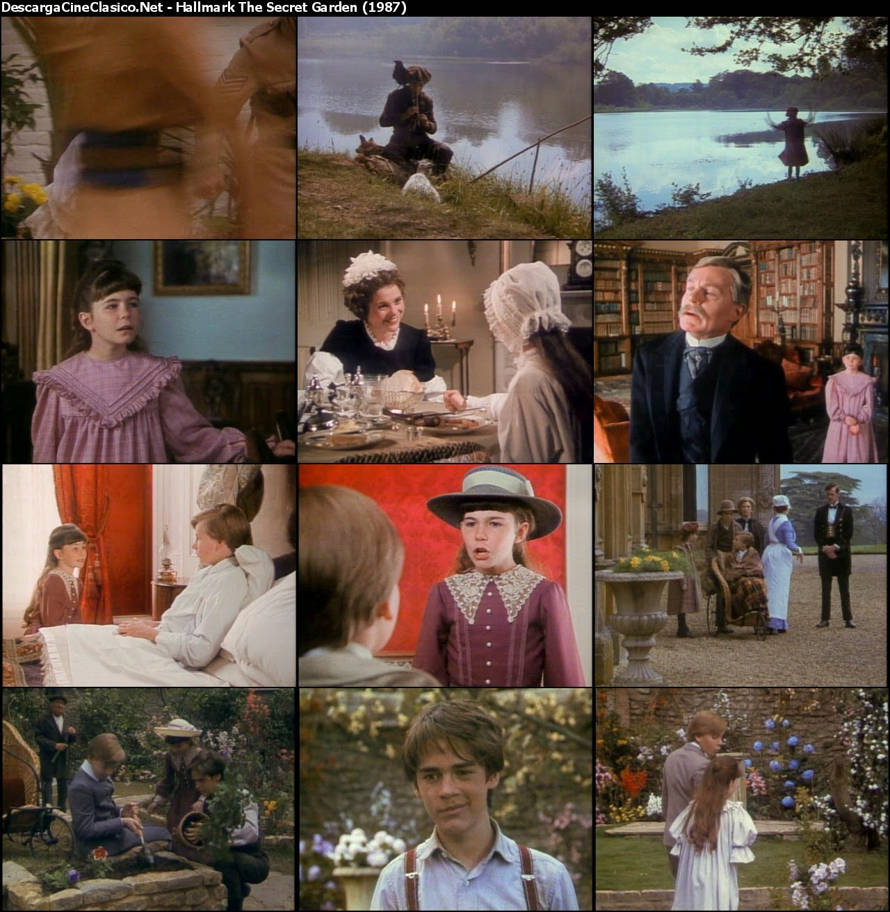 El jardín secreto (TV) (Hallmark Hall of Fame: The Secret Garden, 1987)