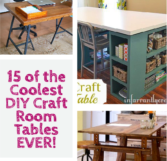 Craft Station Furniture Designing Your Home With Kids In