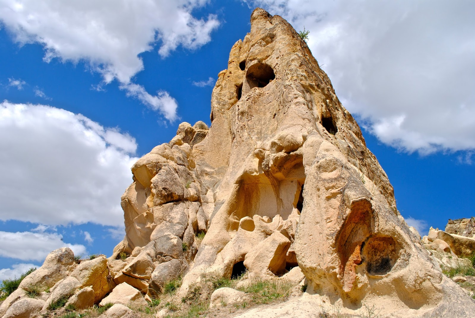 Things to do in Cappadocia : Goreme Open Air Museum