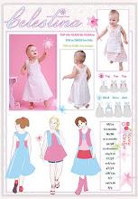 CELESTINA Kleid, Top für Mädchen