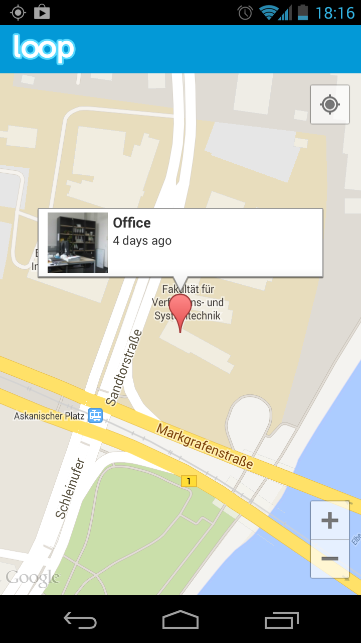 Android: Custom Info Window with ImageView on Google Map V2 | Dex Limit
