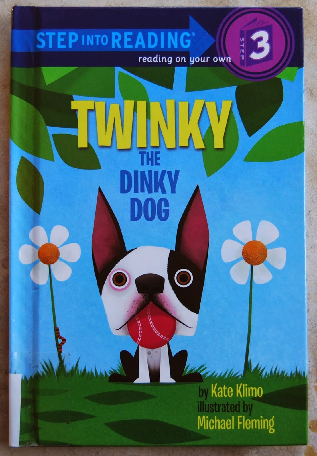 twinky the dinky dog fleming michael klimo kate