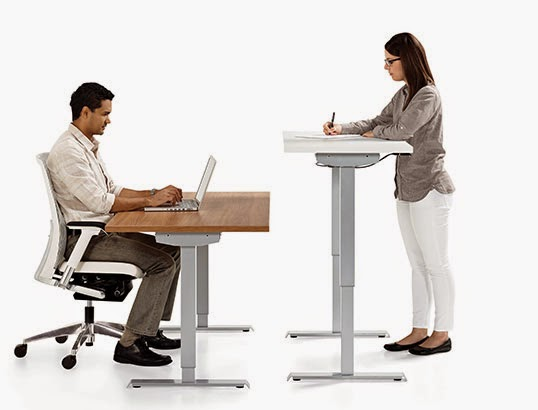 Height Adjustble Office Furniture