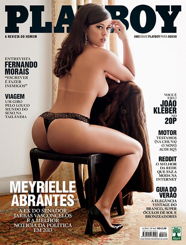 Playboy Meyrielle Abrantes