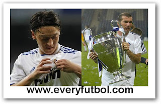 Ozil Quiere Superar A Zidane Real Madrid