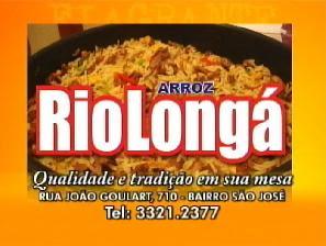 ARROZ RIO LONGÁ - Qualidade e Tradição em Sua Mesa