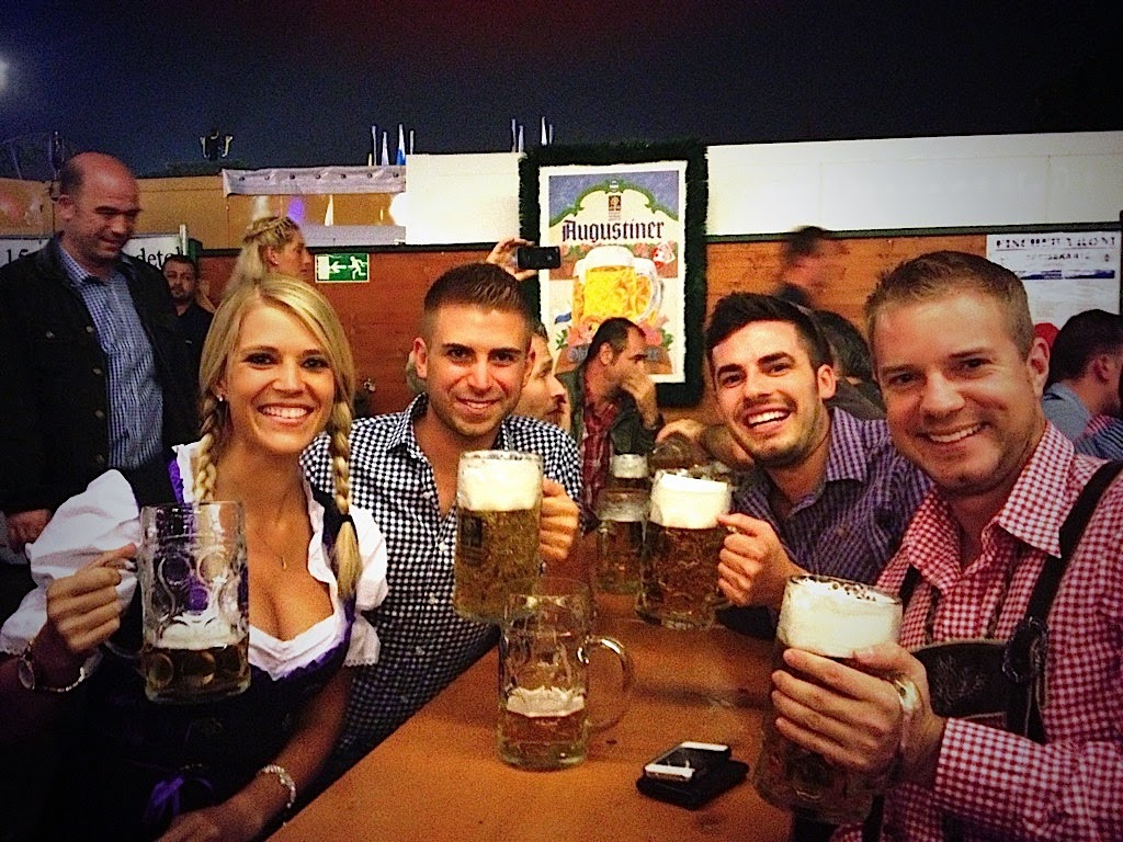 year in pictures: Oktoberfest in Munich