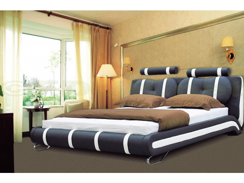 Foundation dezin decor low height comfort bed for King size bed designs