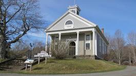 Bienvenu au Musée du comté d'Albert et Centre de RB Bennett