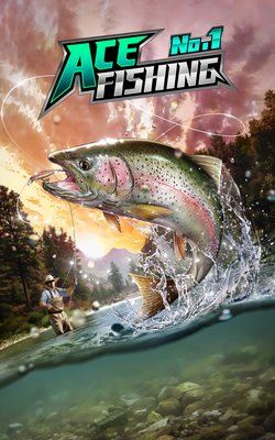 Game Mancing - Ace Fishing