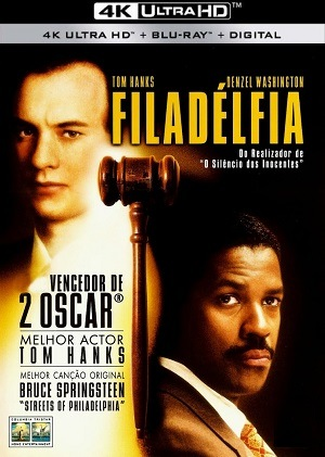 Filme Filadélfia 4K 1994 Torrent