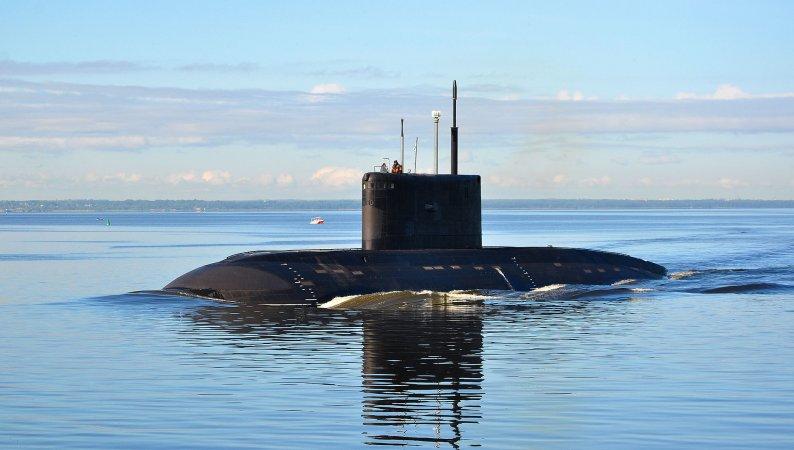 евросеть подводная лодка