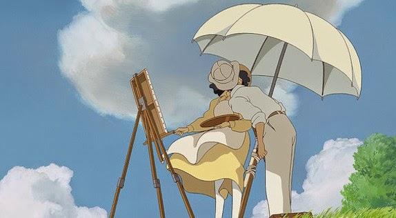 Gambar Film The Wind Rises Kartun Animasi Walt Disney