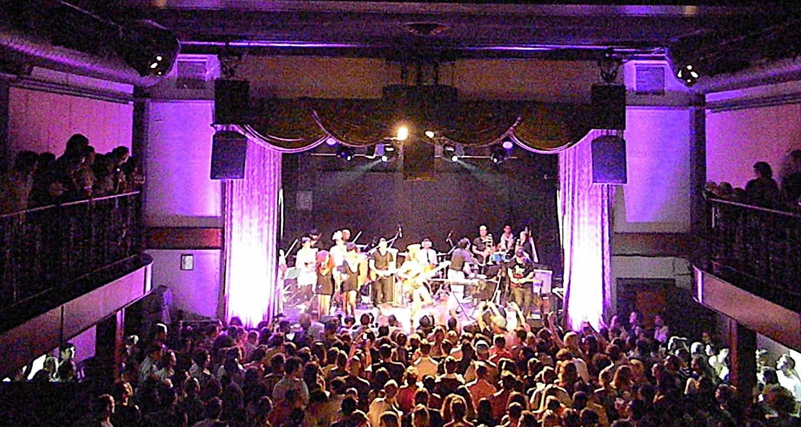 Event: Escort at the Bowery Ballroom (New York, NY)