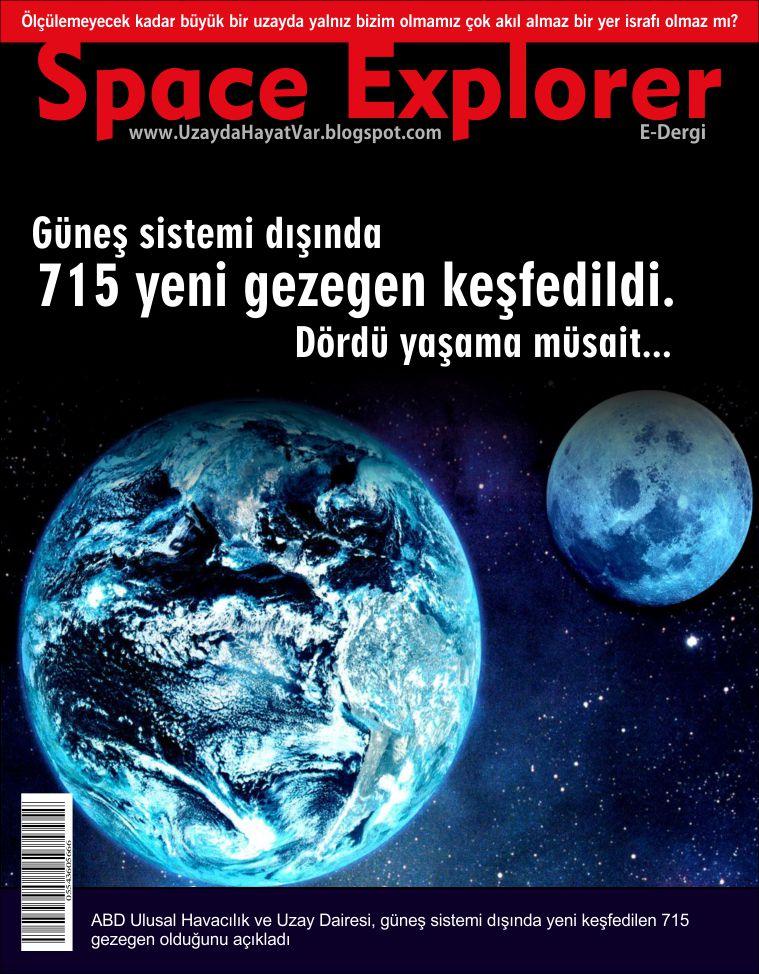 Güneş sistemi dışında 715 yeni gezegen keşfedildi. Dördü yaşama müsait...