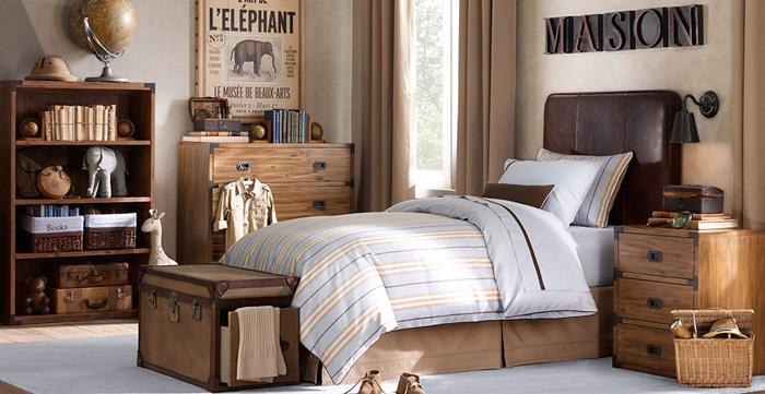 Estilo rustico dormitorios juveniles rusticos - Dormitorios juveniles rusticos ...