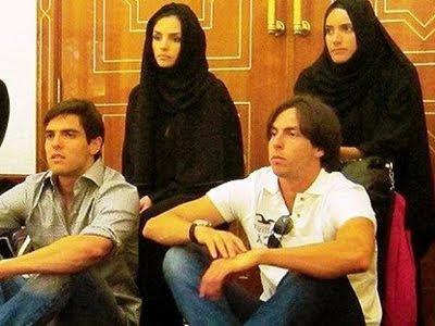 Kaka's muslim wife