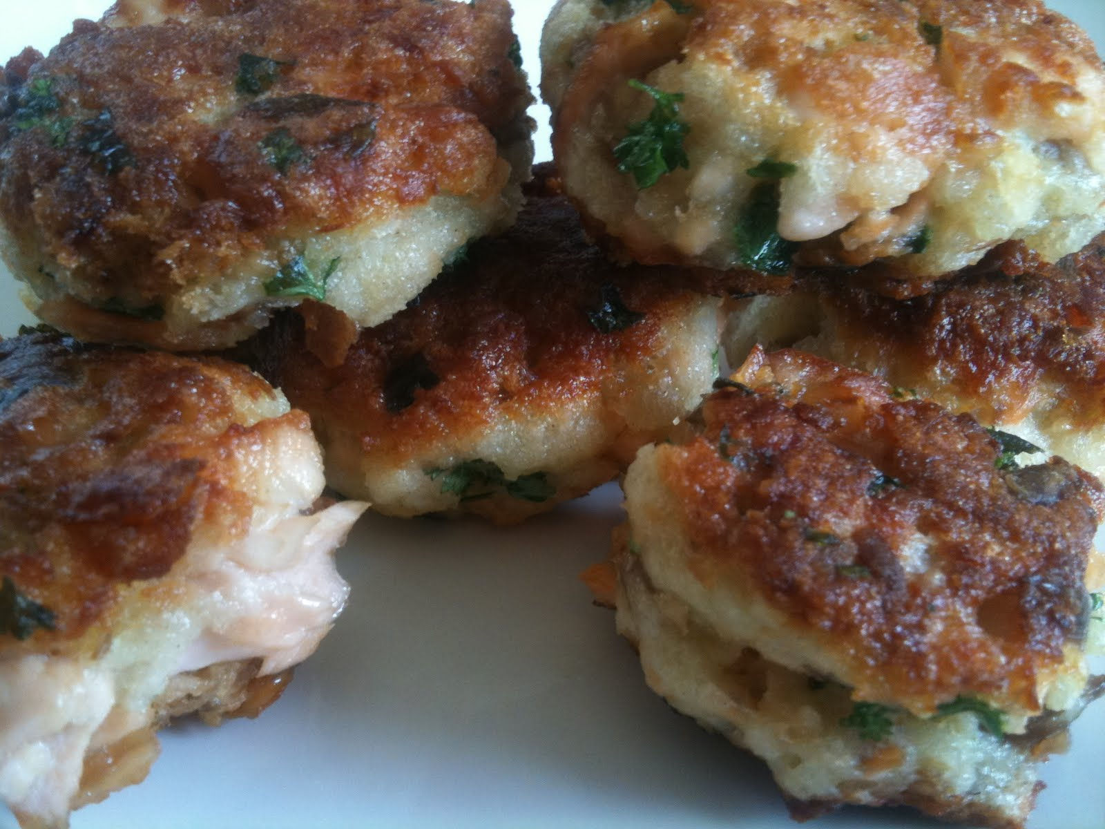mamacook Fishcakes without Potato