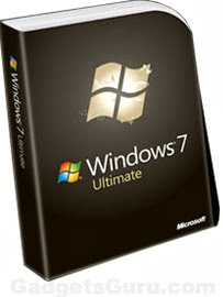 Download Windows 7 Ultimate (32 & 64bit) Full Version With Aktivator