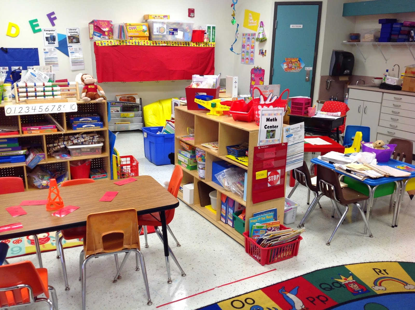Centers Or Stations Classroom Design Definition ~ Chalk talk a kindergarten guidelines for creating