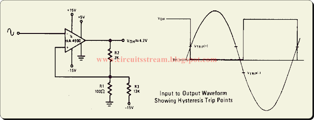 Terrific Schematic Zero Crossing Detector Wiring Diagram Schematic Wiring 101 Eumquscobadownsetwise Assnl