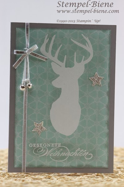Stampin Up Remembering Christmas