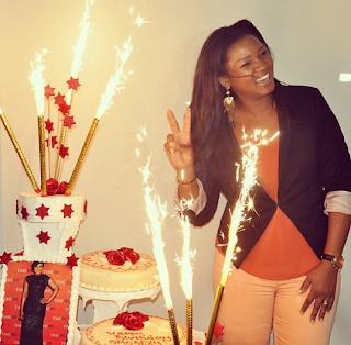 MORE PHOTOS FROM OMOSEXY'S SURPRISE BIRTHDAY PARTY IN GHANA