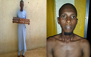 Suspected Boko Haram kingpins
