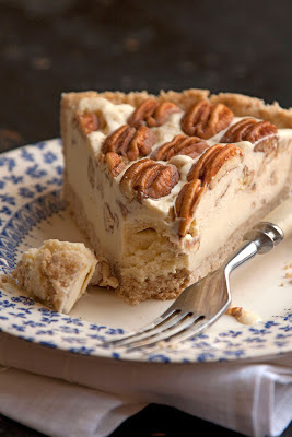 Pecan Ice Cream Pie