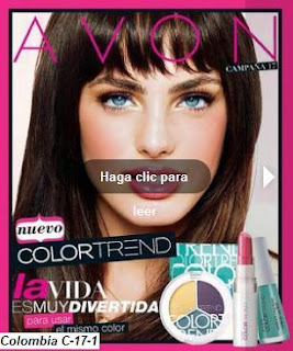 catalogo avon cosmetica C-17-Co