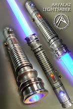 AAYLA2 lightsaber
