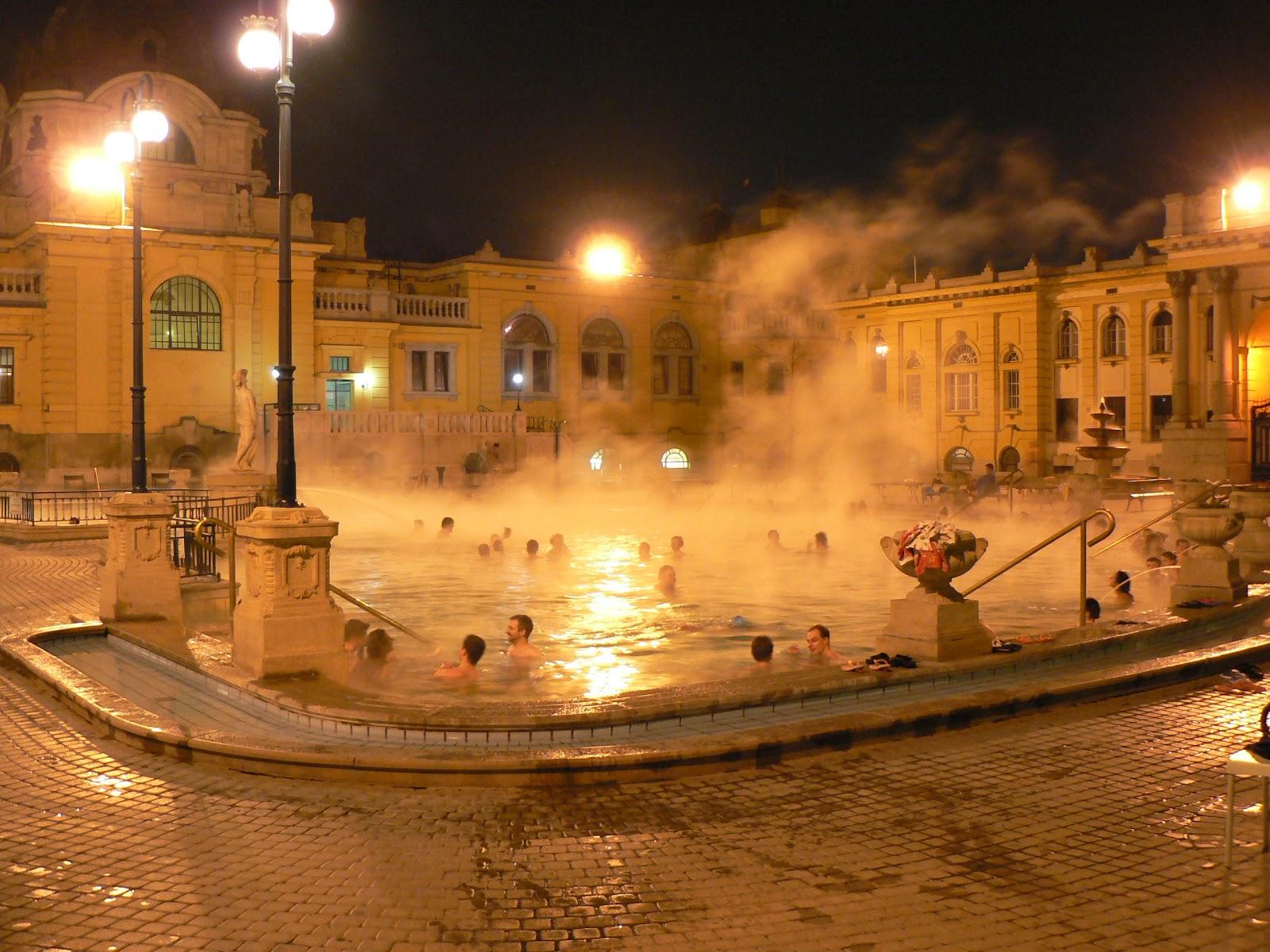 Budapest winter spa by zubi travel for A list salon budapest