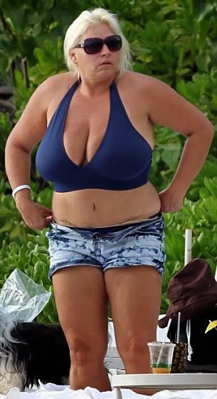 Something and beth chapman bounty hunter boobs think