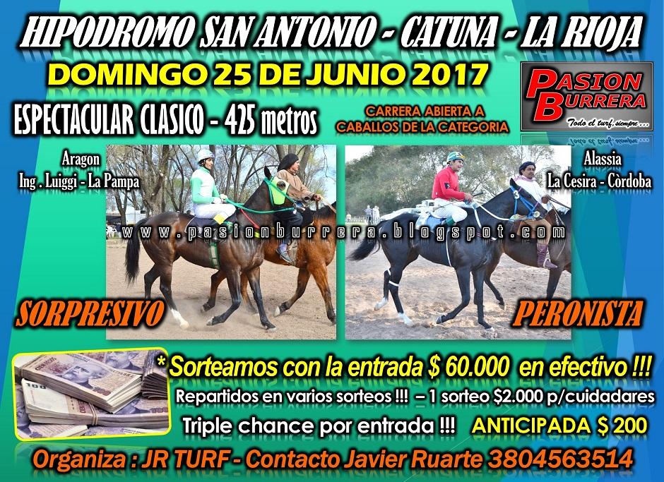 CATUNA - 25 JUNIO - 425