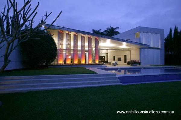 Arquitectura de casas original casa residencial for Casa moderna numero 1