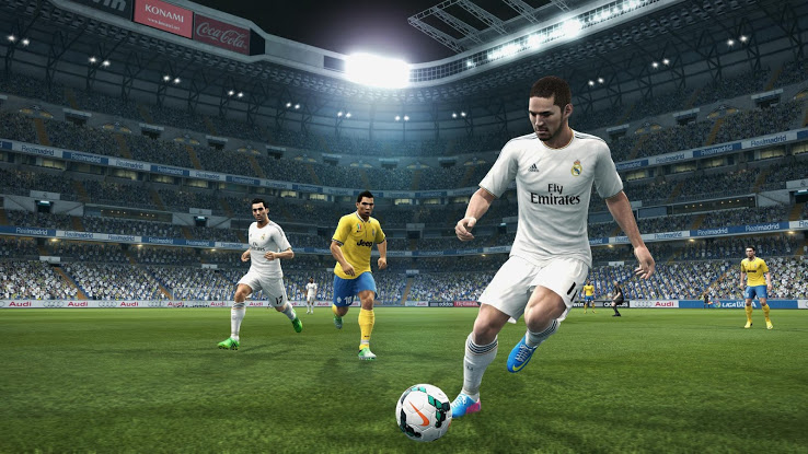 Patch 4.1 PES 2013 (PESEDIT.COM) Update Terbaru!