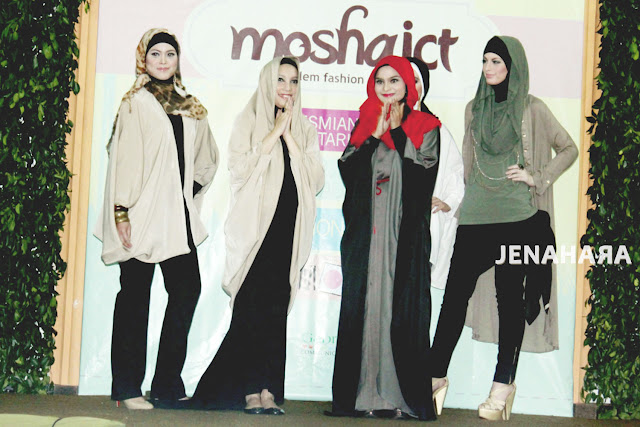 Grand Launching of Moshaict Boutique - Jenahara