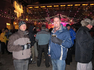 For Vail Pink, Gomez was playing in the Lionshead Village at Vail.