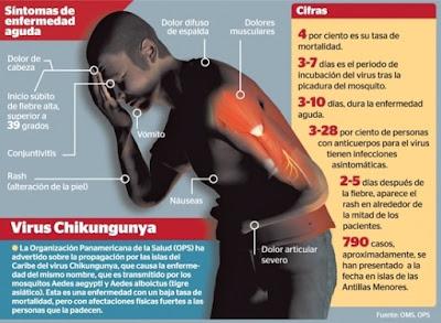 Medidas preventivas Fiebre Chikungunya