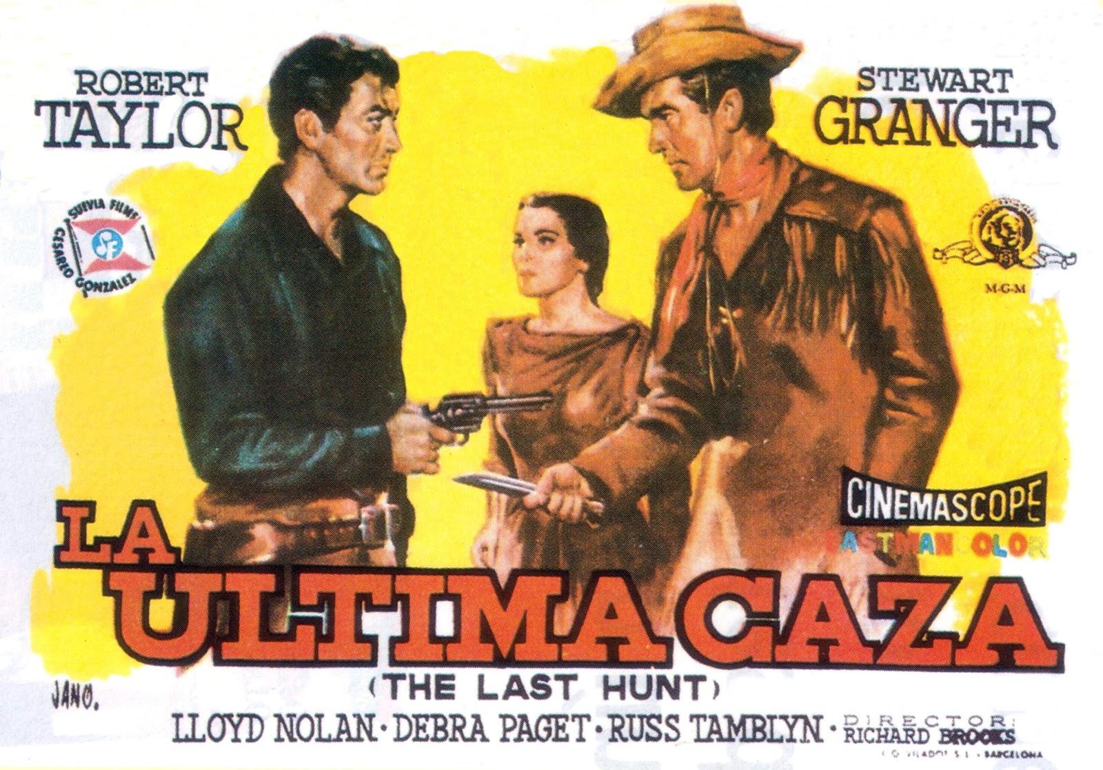 La Ultima Caza [1956]