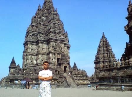 candi prambanan sebagai candi hindu terbesar indonesia